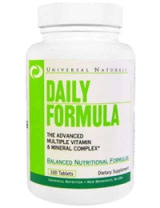 Universal Nutrition Daily Formula