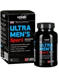 VPLab Ultra Men's Sport Multivitamin